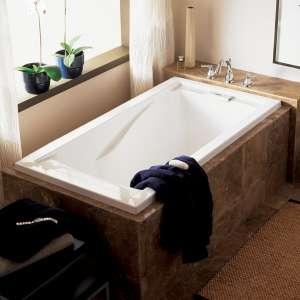 evolution deep soak tub review