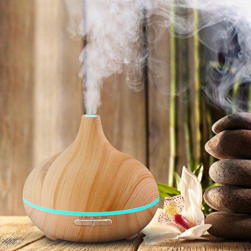 victsing essential oil diffuser