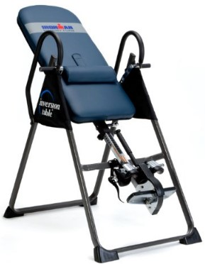 Ironman Fitness inversion table