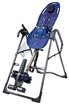 Teeter with Back Pain Relief Kit inversion table