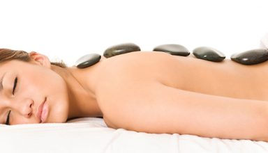 host stone massage