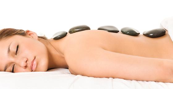 host stone massage