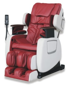 Full Body Shiatsu Chair Recliner Bed EC-69