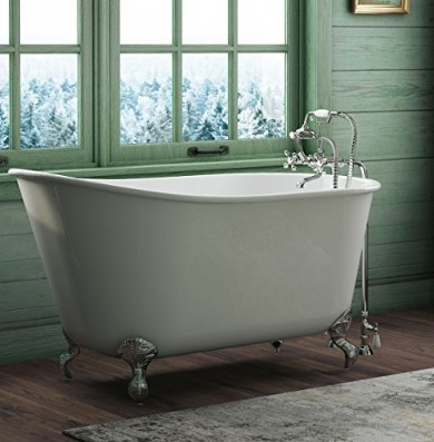 """The Tub Connection 58″ Swedish """"Holt"""""""