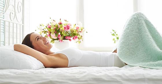 memory foam mattress odor elimination